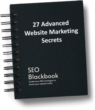 advanced seo website marketing secrets