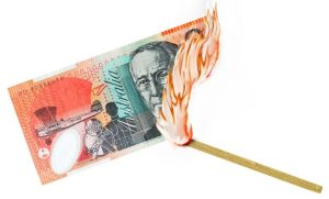 Burning cash on digital marketing