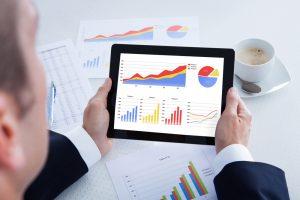 business mentor profit result dashboard